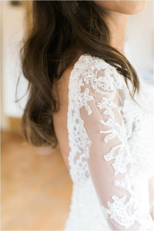 Fine Art Wedding Photographer - Cain Manor Wedding - Annasul Y Lace Wedding Gown