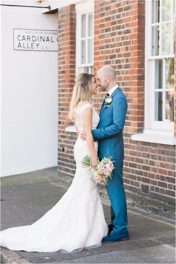 The Globe Weddings at The Swan London Fine Art Wedding Photographer Faye Cornhill_0033
