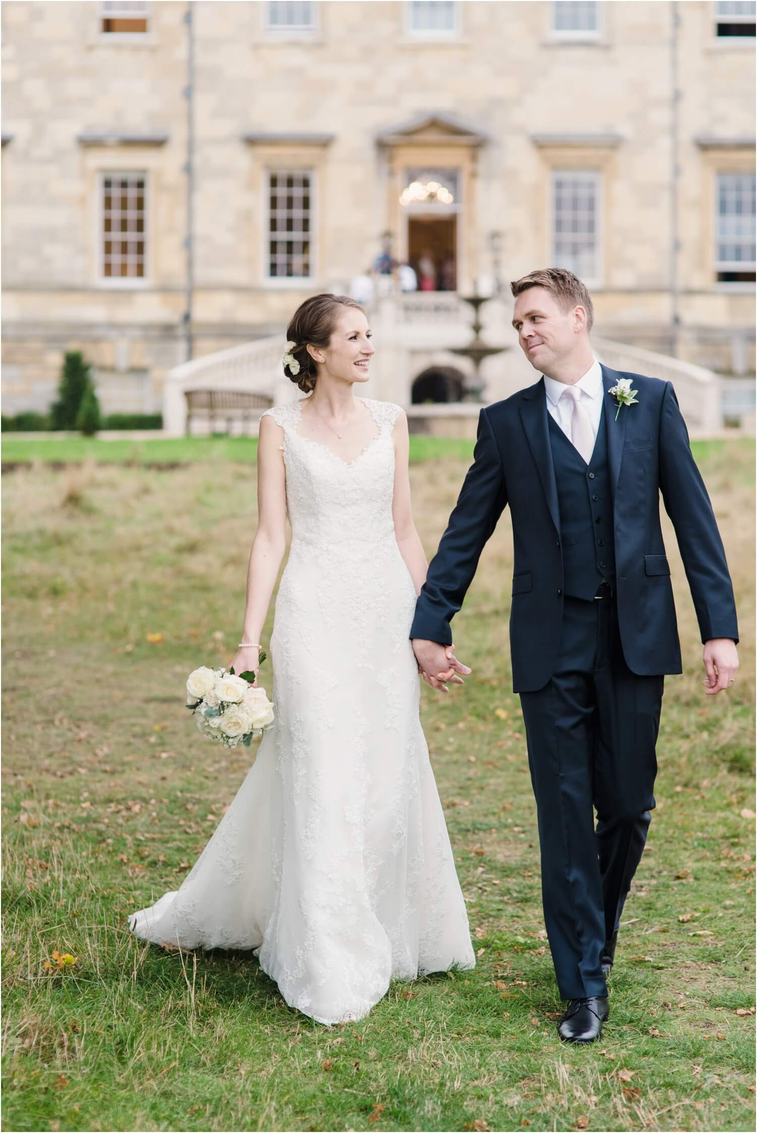 Botleys Mansion Wedding Photographer - Luxury Wedding Photographer - Film Photographer