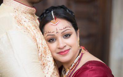 Tania & Kaushik's Hindu Wedding at Dunchurch Park