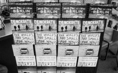 A Weekend in Berlin on Film #filmisnotdead
