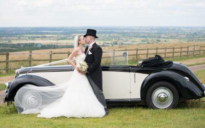 Freia and Chris' Wedding at Dorton House