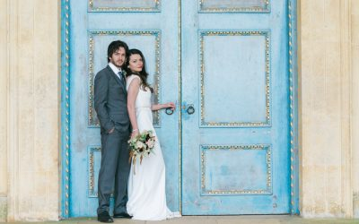 Styled Wedding Shoot at Stowe National Trust