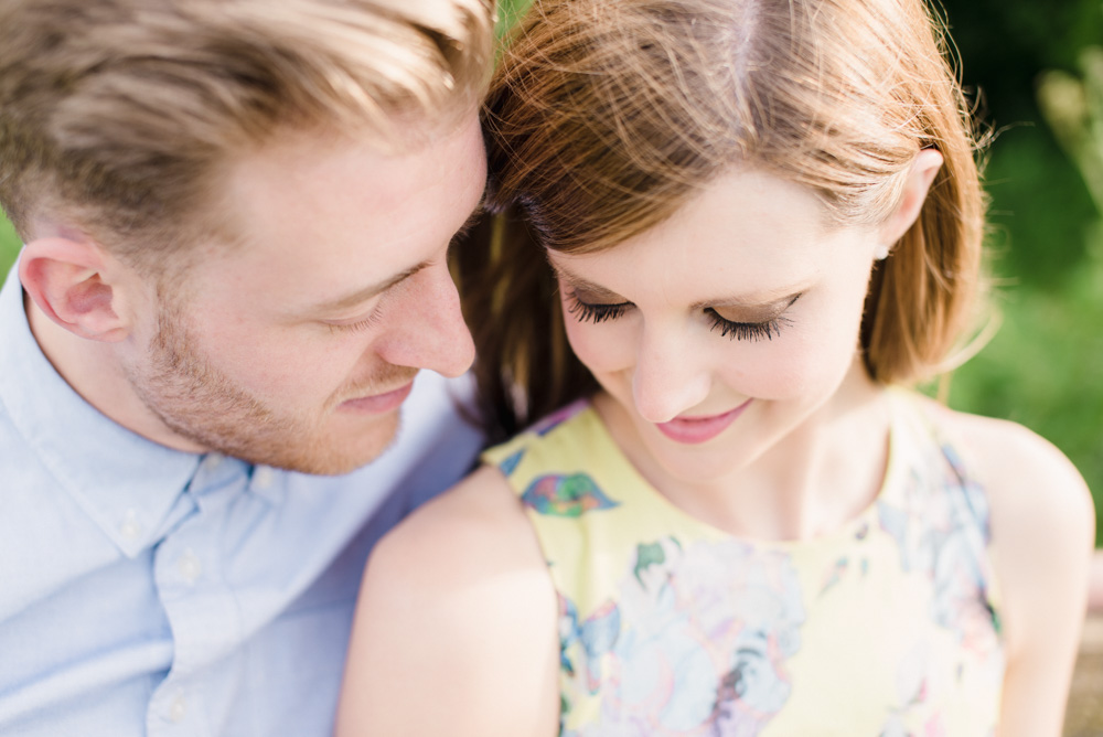 Sarah & Glen's Engagement Shoot in Ravensthorpe