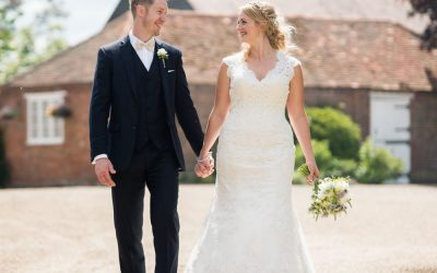 Steph & Rob's Wedding Day at Lillibrooke Manor