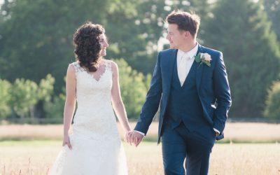 Cain Manor Weddings – Natalie & Ross' Wedding Day