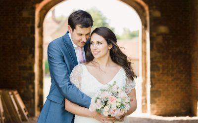 Leez Priory Weddings – Sarah & Nick