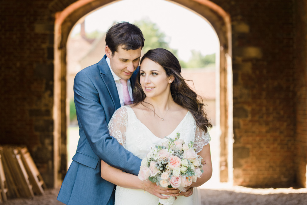 Leez Priory Weddings – Sarah & Nick