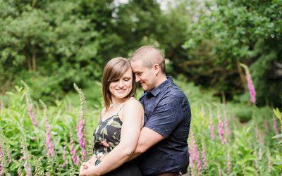 Langley Park Engagement Shoot – Rachel & Matt