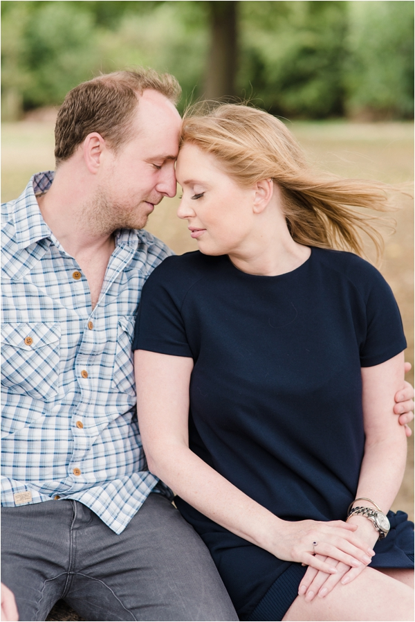 Fine Art Wedding Photographer - London Engagement Shoots - Film Photographer