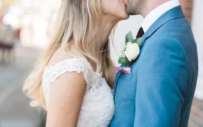 Weddings at The Globe – Lynsey & Josh's Wedding