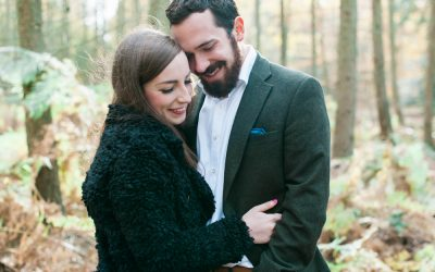 Penelope & Zakk-Black Park Engagement Shoot