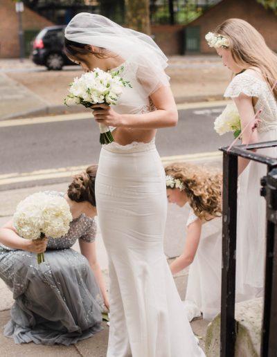 Fulham Palace Wedding Photos Fine Art Wedding Photographer Film Photography-17
