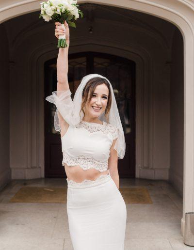 Fulham Palace Wedding Photos Fine Art Wedding Photographer Film Photography-45