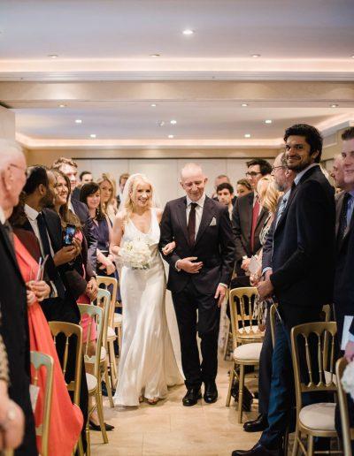 The Bingham Hotel Weddings London Fine Art Wedding Photographer Film Photography London WEdding Photographer-38