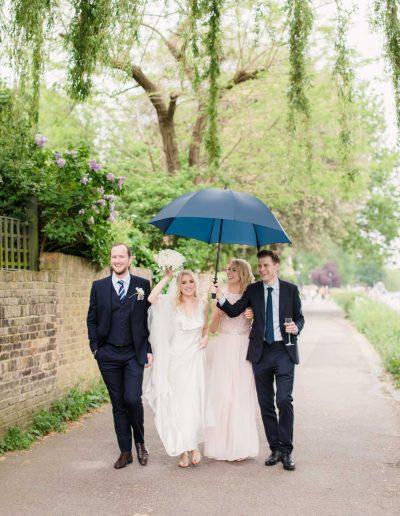 The Bingham Hotel Weddings London Fine Art Wedding Photographer Film Photography London WEdding Photographer-56