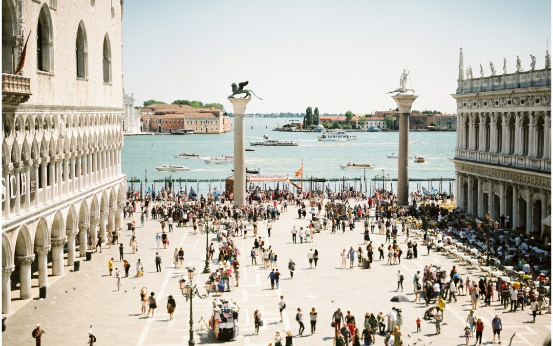 A weekend trip to Venice, Italy