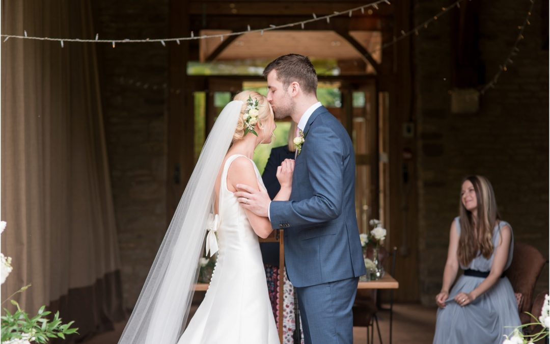 The Tythe Barn Bicester Weddings – Elena & Ben