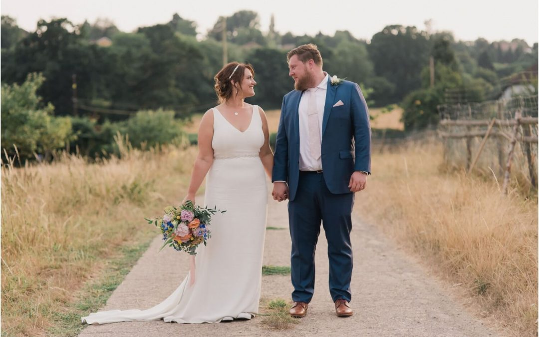 Buckinghamshire Wedding Photographer – Anna & AJ