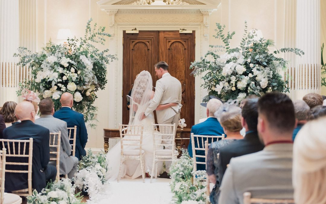 Tom & Amelia | Hedsor House Wedding