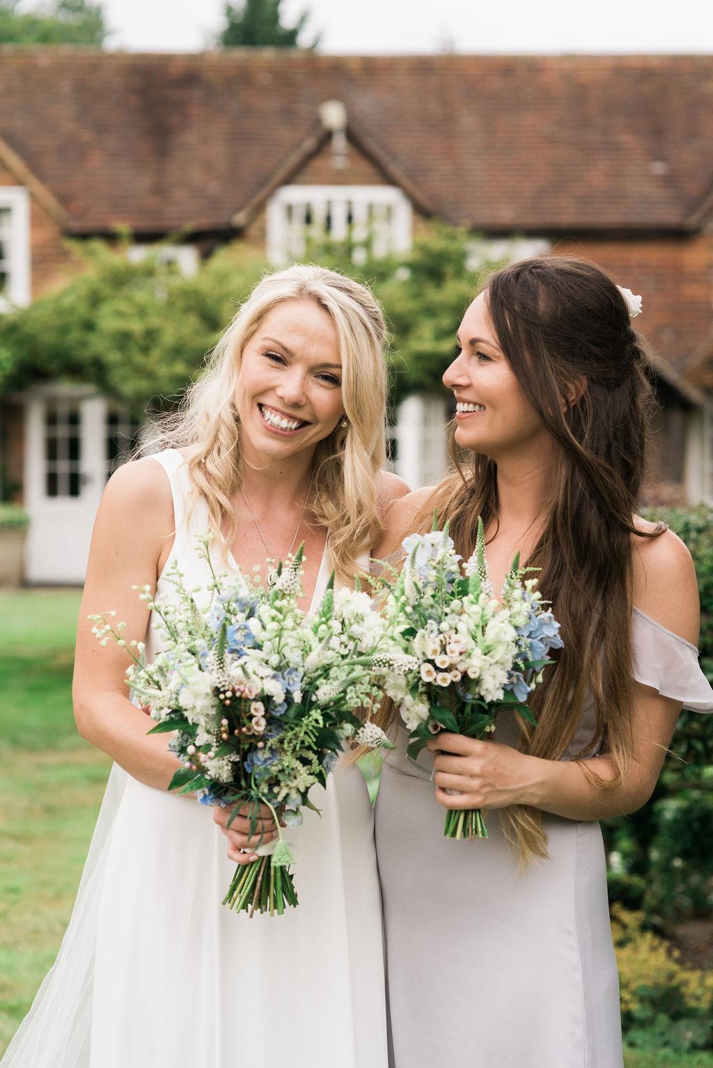 Rosie & Freddie's English Countryside Wedding